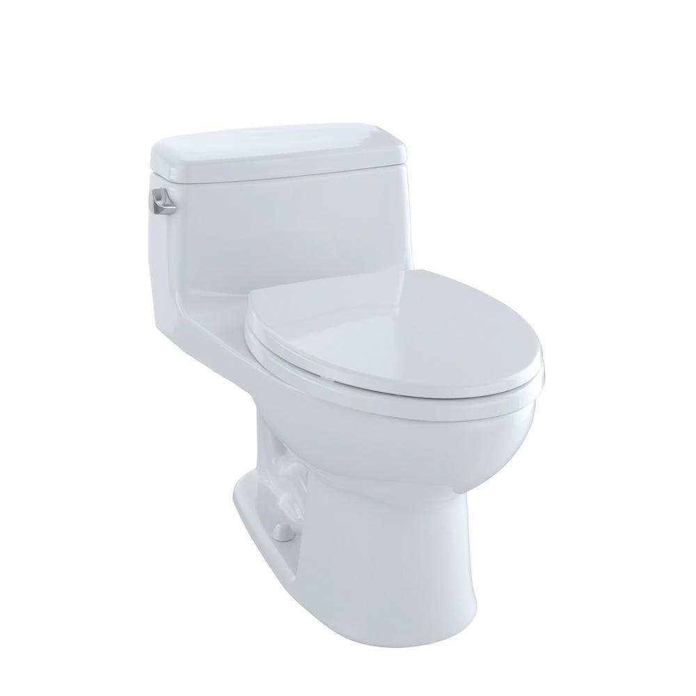 TOTO Eco Supreme® One-Piece Toilet, 1.28GPF MS864114E - Joardene ...
